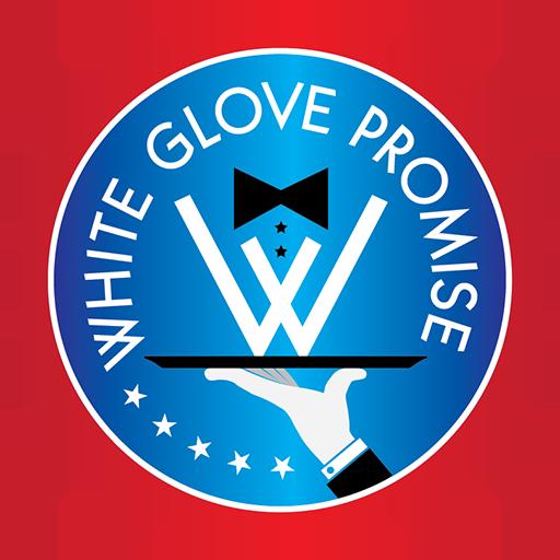 White Glove Service, full-service moving company kenosha, kenosha movers